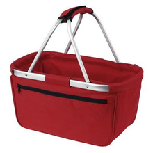 Wholesale Portable Collapsible Foldable Storage Picnic Basket