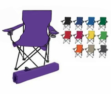 China Factory Picnic Products Armrest Camping Chair