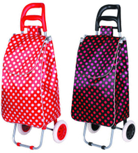 Sunshine Shopping Trolley Bag With Wheels
