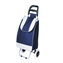 Sunshine supermarket lightweight foldable shopping trolley bag