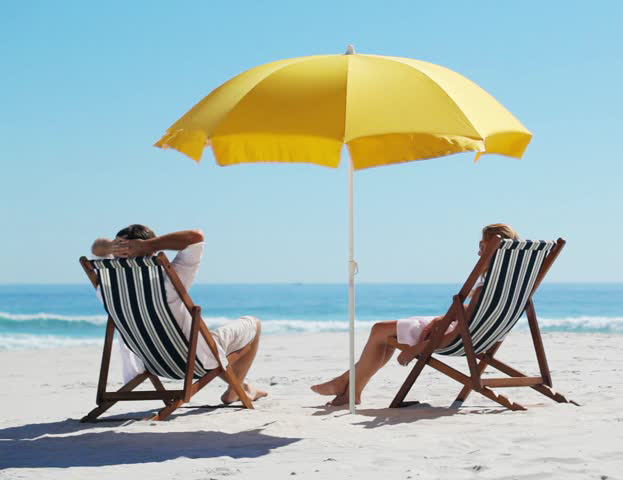 The History of Beach Chairs